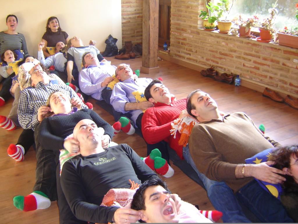 sesion actividades casa rural el encuentro